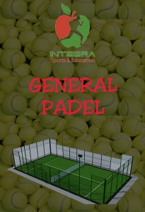 Catalogo General Padel INTEGRA