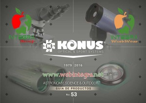 Catalogo KONUS-INTEGRA 53 2016 LOW