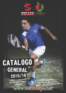 Catalogo Softee Padel 2015-2016 INTEGRA